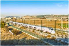Alvia en Valladolid (440_502) Tags: 130 035 grupo renfe operadora viajeros santander valladolid madrid chamartín alvia lav