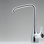 浄水器用水栓の写真