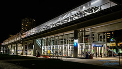 Metrotown Station at 9:07 PM on 2018-12-07 (AvgeekJoe) Tags: 1835mmf18dchsm a britishcolumbia burnaby canada d5300 dslr importedkeywordtags metrotownstation nikon nikond5300 sigma1835mmf18 sigma1835mmf18dchsmart sigma1835mmf18dchsmartfornikon sigmaartlens night nightphoto nightphotograph nightphotography nightshot trainstation