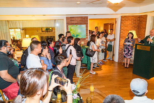 Deans' Welcome Reception, August 2018