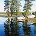 Tarn Reflections, Tuolumne Meadow, Yosemite 5-15