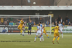 SUT_5271 (ollieGWK) Tags: sports football soccer sutton united v vs havent waterlooville league