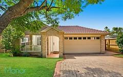 20 Myee Crescent, Baulkham Hills NSW