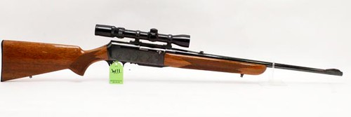 Browning made in Belgium .243 Semi Automatic ($840.00)