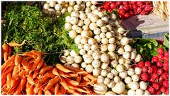 2019/006: Dupont Circle Farmers Market (Rex Block) Tags: nikon d750 dslr 50mm f18g dc washington dupont dupontcircle sunday farmers market produce vegetables carrots radishes project365 365the2019edition 3652019 day6365 06jan19 16x9