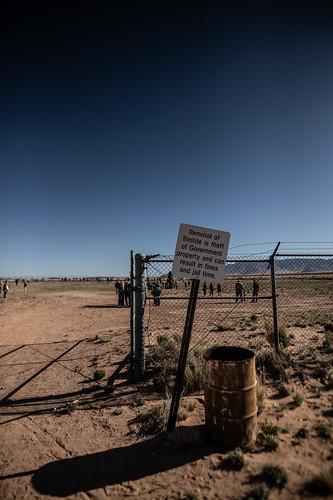2019.04.06 - Trinity Test Site & New Mexico