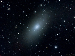 Messier 110  - Eliptical Galaxy in Andromeda (BSimpson81) Tags: m110 messier110 eliptical galaxy andromeda