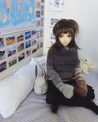 Molly (KarenBJD) Tags: bjd ball jointed doll abjd iplehouse jid tania