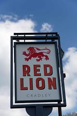 Red Lion, Stiffords Bridge (Dayoff171) Tags: herefordshire pubsigns signs england europe unitedkingdom greatbritain gbg gbg2019