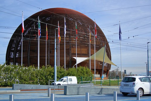 European Organization for Nuclear Research  CERN