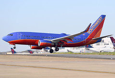 N247WN - 3/22/19 (nstampede002) Tags: aviationphotography katl airliner commercialaviation swa southwest southwestairlines boeing boeing737 boeing737700 boeing737ng b737 b737700 b737ng 737 737700 737ng