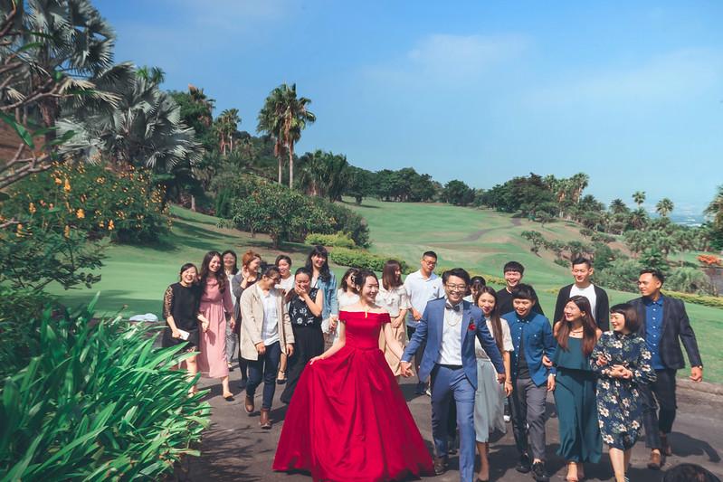 南投婚攝,南峰高爾夫球場,莊園式浪漫婚禮,戶外婚禮