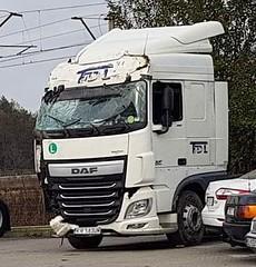 DAF (krzysiekortowicz) Tags: truckpoland poland truckeurope daf daftruck dafxf newdaf