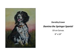 "Domino the Springer Spaniel • <a style=""font-size:0.8em;"" href=""https://www.flickr.com/photos/124378531@N04/46790295691/"" target=""_blank"">View on Flickr</a>"