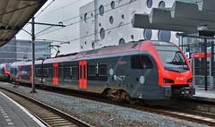Gouda 22.02.2019 (The STB) Tags: nederland netherlands railway spoorweg trein train zug eisenbahn nederlandsespoorwegen