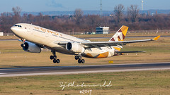 Etihad Airbus A330-2 A6-EYH_eddl20190119 (SjPhotoworld) Tags: europe europa germany dusseldorf dusseldorfairport dus eddl airport etihad etihadairways passenger passengerjet dreamliner avgeek spotting canon abudhabi auh taxi runway airplane aircraft vehicle ey24 ey airliner airline departure rotation jet jetliner aviation airliners airlines travel transport jumbo big rheinland duesseldorf airbus a330 a330200 a3302 a6eyd fr24 flickr flickrelite flight challenge plane planespotting front takeoff