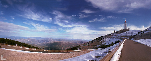 The Road to Mont Ventoux [explored]