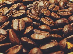 bunch of coffee beans - Credit to https://myfriendscoffee.com/ (John Beans) Tags: coffee food coffeebean brown cafe coffeebeans shopbeans espresso coffeecup cup drink