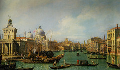 Canaletto - The Mouth of the Grand Canal looking West towards the Carita, 1730 - Canaletto and the Art of Venice Exhibit at National Gallery of Ireland Dublin Ireland (mbell1975) Tags: pearsestreet dublin ireland ie canaletto the mouth grand canal looking west towards carita 1730 art venice exhibit national gallery museum museo musée musee muzeum museu musum müze museet finearts fine arts gallerie beauxarts beaux galleria painting italian grandmasters masters golden age giovanni antonio royal collection windsor castle england