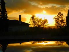 Sunset (cami.carvalho) Tags: sunset pôrdosol reflection reflexos