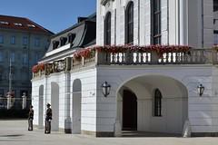 2018-10-05: Standing Guard (psyxjaw) Tags: bratislava slovakia central europe trip holiday friday october sun autumn