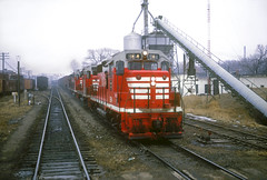CB&Q GP35 984 (Chuck Zeiler48Q) Tags: cbq gp35 984 burlington railroad emd locomotive rochelle train chuckzeiler chz