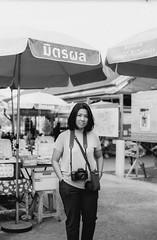 เกาะเกร็ด (oxo oxo) Tags: canonae1program canon ae1 ae1program canonfd 50mm fd5014 kodakdoublex 5222 kodak doublex ei250 moviefilm film blackwhite blackandwhite bw monochrome analog ishootfilm filmisnotdead filmcamera filmphotography