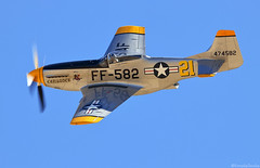 P-51 (EverydayTuesday) Tags: aircraft airplane sky pilot p51 p51d mustang rollsroyce merlin v12 reno nv nevada stead airport airracing canon 80d 100400