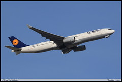 AIRBUS A330 343 Lufthansa D-AIKR 1314 Frankfurt septembre 2018 (paulschaller67) Tags: airbus a330 343 lufthansa daikr 1314 frankfurt septembre 2018
