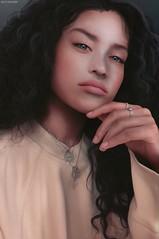 Sade Panache Yamada (A. Doutzen) Tags: photoshop photograpy photo portrait art angel avatar second secondlife fashion flickr