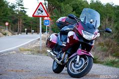 Honda Deauville (DOCESMAN) Tags: moto bike motor motorcycle motorrad motorcykel moottoripyörä motorkerékpár motocykel mototsikl honda nt700v ntv700 deauville docesman danidoces