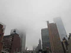 2019 February Monday Fog - President's Day 2006 (Brechtbug) Tags: 2019 february monday fog virtual clock tower from hells kitchen clinton near times square broadway nyc 02182019 new york city midtown manhattan winter weather building breezy cloud hell s nemo southern view