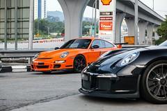 Orange or Black? (#MTHRFKNW0N) Tags: porsche 911gt3rs 911gt3 sportscars carporn supercar mthrfknwin malaysia hoonigan 9911 gt3rs 9972 gt3