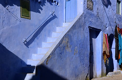 Chefchaouen, Morocco, January 2019 D810 828 (tango-) Tags: chefchaouen bluecity villaggioblu bluevillage morocco maroc 摩洛哥 marruecos марокко المغرب
