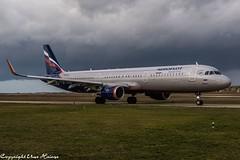 Aeroflot VP-BTU (U. Heinze) Tags: aircraft airlines airways airplane planespotting plane flugzeug haj hannoverlangenhagenairporthaj nikon d610 eddv