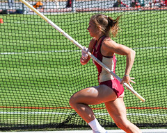 2017_TNR_F3251 (Knox Triathlon Dude) Tags: 2017 trackandfield polevault woman women female varsity college university briefs bunhuggers sports fitness athlete pole vault field usa tn