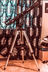 The whole telescope (Zelaox) Tags: weight counter counterweight telescope eq eq2 mount eqmount star watcher starwatcher space moon galaxy nebulosity nebula