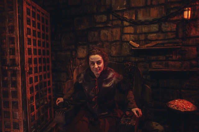 The Alton Towers Dungeon - The Torturer