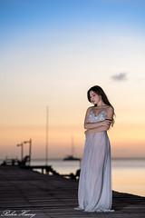 DSC_7631 (Robin Huang 35) Tags: menumbok 沙巴 馬來西亞 my 謝立琪 kiki sabah malaysia 迪加島 生還島 island 海灘 沙灘 海邊 beach 裸紗 遊拍 人像 portrait lady girl nikon d850