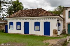 Old house in Paraty (elcio.reis) Tags: brasil nikon historic brazil history architecture riodejaneiro arquitetura paraty histórico casario br