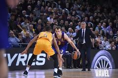DSC_0345 (VAVEL España (www.vavel.com)) Tags: fcb barcelona barça basket baloncesto canasta palau blaugrana euroliga granca amarillo azulgrana canarias culé