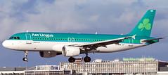 Airbus A-320 EI-DEM (707-348C) Tags: dublinairport dublin eidw passenger airliner jetliner airbus airbusa320 eidem aerlingus lingus ireland ein a320 2011 dub oldcolours