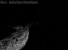 Asteroid : Bennu    Particle Ejection (TerraForm Mars) Tags: osirisrex asteroid bennu particle ejection solarsystem spaceexploration