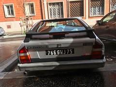 1988 Citroen CX25 GTI Turbo 2 (mangopulp2008) Tags: 1988 citroen cx25 gti turbo 2