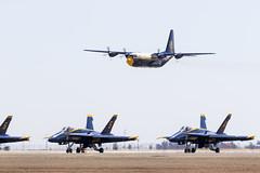 Fat Albert (Trent Bell) Tags: aircraft nafelcentro elcentro airshow california socal 2019 blueangels fa18 f18 hornet navy boeing fatalbert c130t hercules