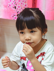 (Zero'sPhoto) Tags: 人像 小孩 adorable cute child portrait