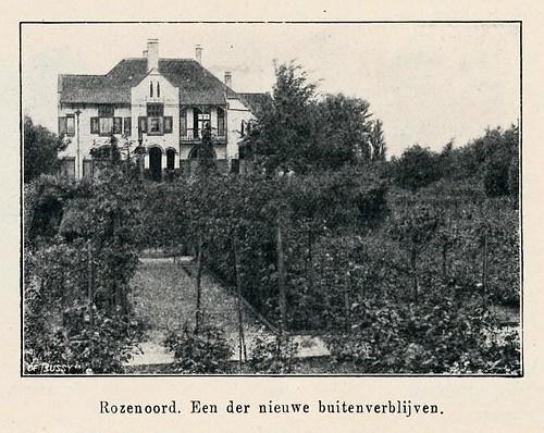Eigenhaard 1913,   Amsterdam Amstel Rozenoord