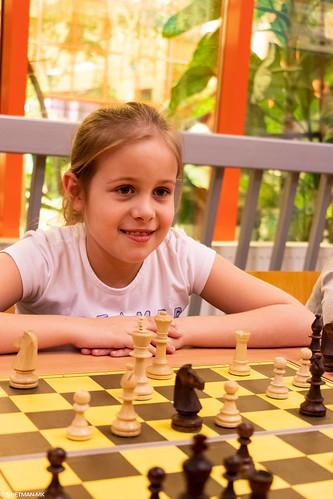 Otwarte Mistrzostwa Żarowa w Szachach-91