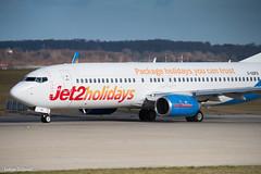 Jet2 / Boeing 737-800 / G-GDFD (schmidli123) Tags: geneva gva gvaairport jet2 jet2holidays jet2com boeing boeinglovers 737 ggdfd