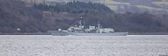 Royal Navy Duke-class frigate HMS St Albans F83; Firth of Clyde, Scotland (Michael Leek Photography) Tags: warship navalvessel nato southwestscotland westcoastofscotland scotland scottishcoastline scottishlandscapes scottishshipping firthofclyde clyde hmnbclyde hmnb hmsneptune faslane argyllandbute argyll inverclyde gourock britainsarmedforces britainsnavy rn royalnavy portsmouth dukeclass frigate type23 type23frigate ship vessel workingboat gareloch holyloch strone michaelleek michaelleekphotography